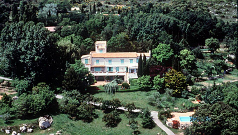 """""""Roc Agel"""", das Sommerhaus der Grimaldis, war schon beliebt bei Fürstin Gracia Patricia als Rückzugsort."""