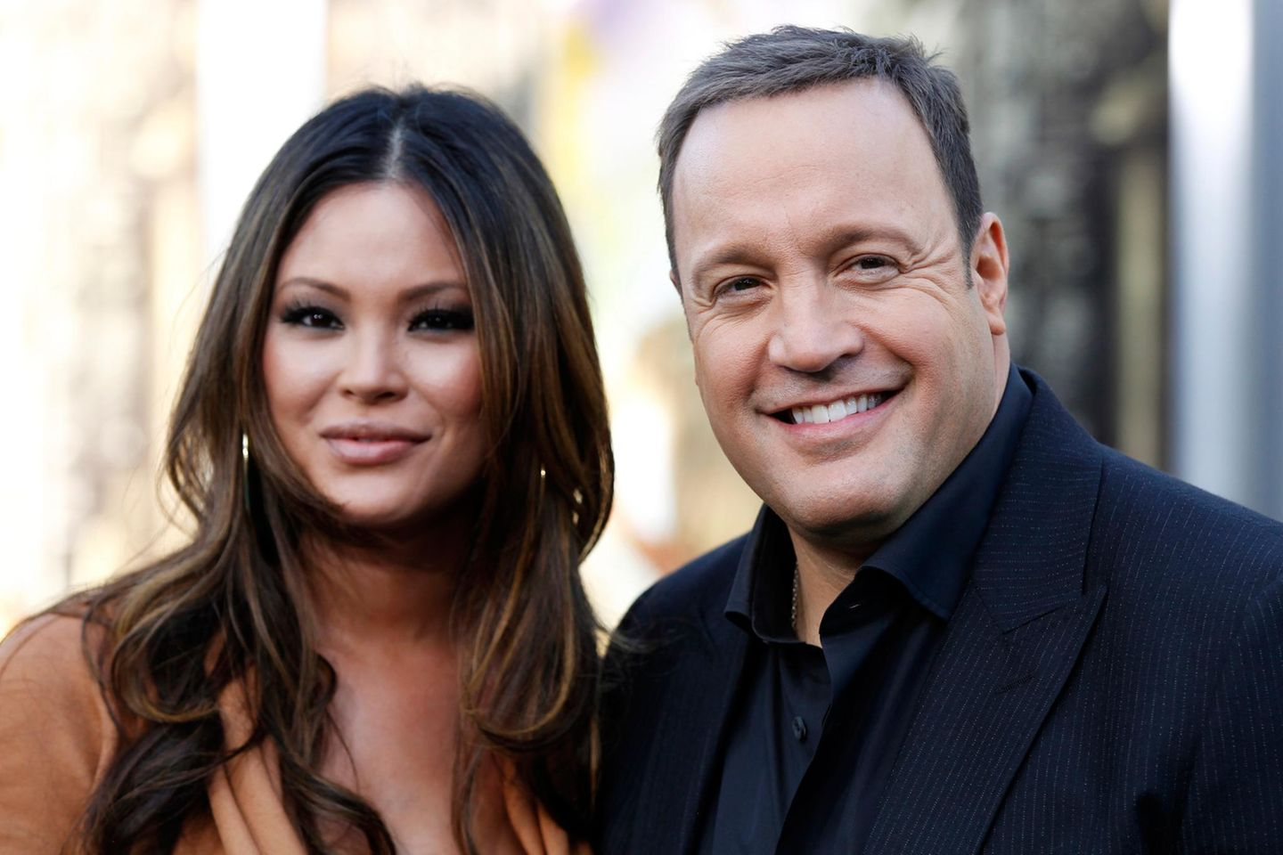 Steffiana De La Cruz, Kevin James
