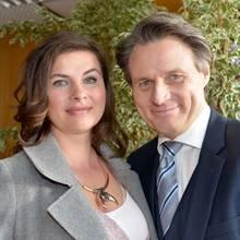 Anne Brendler und Wolfgang Bahro