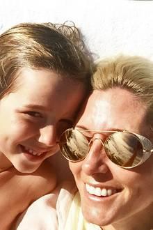 Prinzessin Marie-Chantal und ihr jüngster Sohn Aristidis