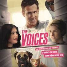 The Voices Filmplakat