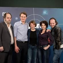 Das Franken-Tatort-Team