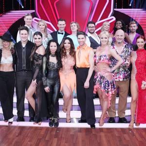 """""""Let's Dance""""-Teilnehmer"""