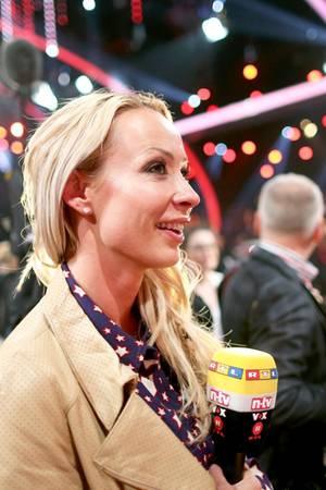 Cora Schumacher: Jetzt ist sie als Reporterin unterwegs