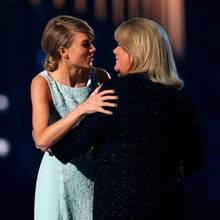Taylor und Andrea Swift