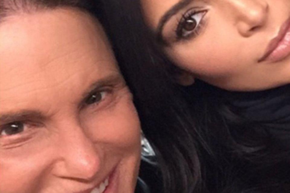 Bruce Jenner, Kim Kardashian