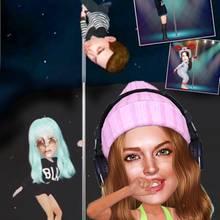 """Auch Stars wie Lady GaGa und Lindsay Lohan sind schon komplett im """"My Idol""""-Fieber."""
