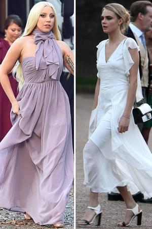 Style der Woche, Lady Gaga, Cara Delevingne