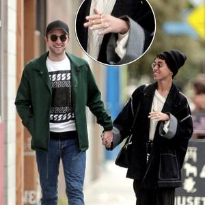 Robert Pattinson, FKA Twigs