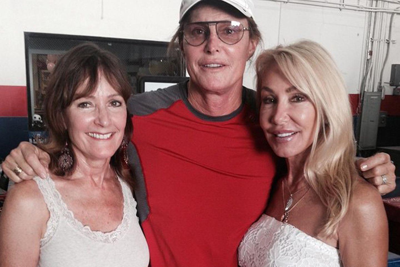 Chrystie Scott, Bruce Jenner, Linda Thompson