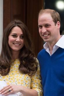 Charlotte, Catherine, William