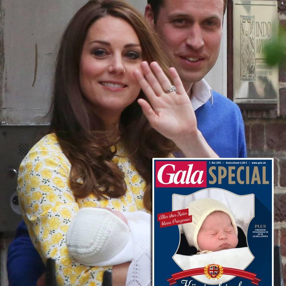 GALA Special zum Royal Baby
