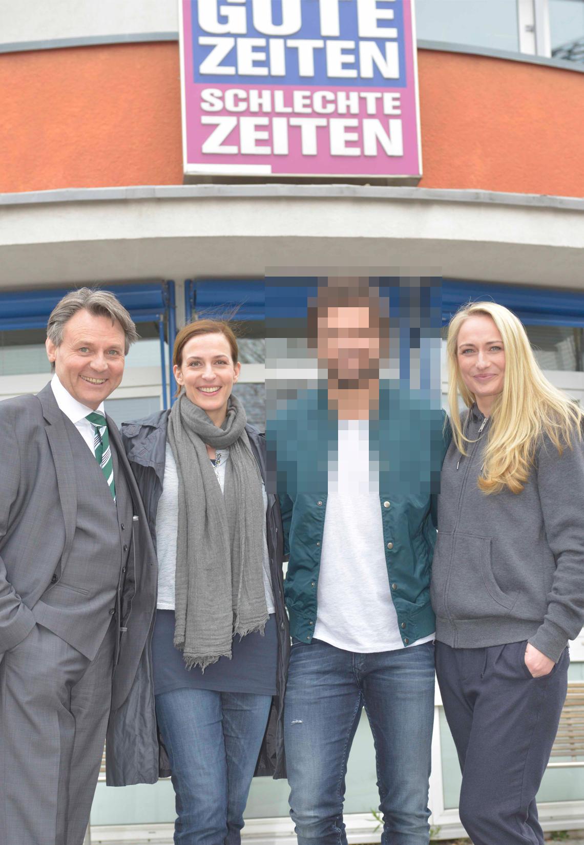 """Neuer Serien-Star: Dieser Promi geht zu """"GZSZ"""""""