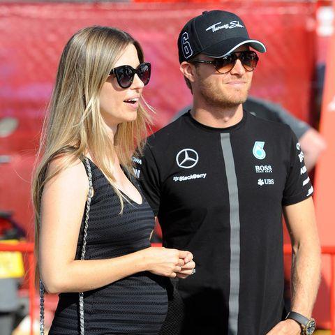Vivian Rosberg, Nico Rosberg