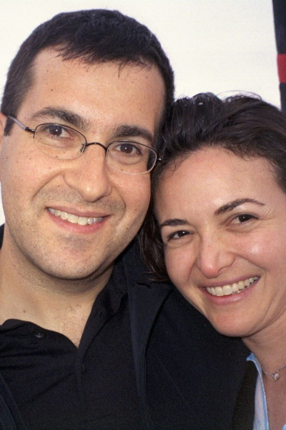 Dave Glodberg, Sheryl Sandberg