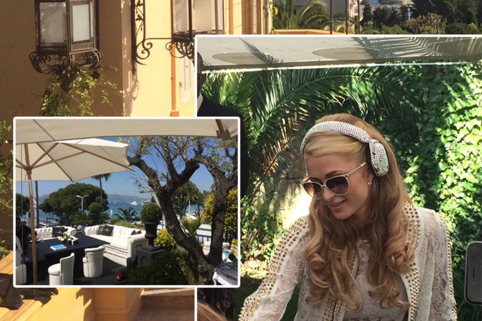 Das glamouröse Cannes-Tagebuch
