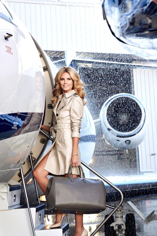 Seit acht Jahren ist Topmodel Heidi Klum Taft-Testimonial und wirkt seither bei den Kult-Spots der Marke mit. Bei den Drehs beweist nicht nur die Power-Frau, sondern auch das Haarspray, Stärke. Da kann selbst ein Schauer der perfekten Frisur kein Haar krümmen.