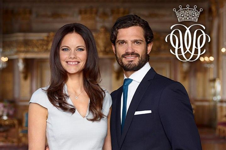 Sofia Hellqvist, Prinz Carl Philip