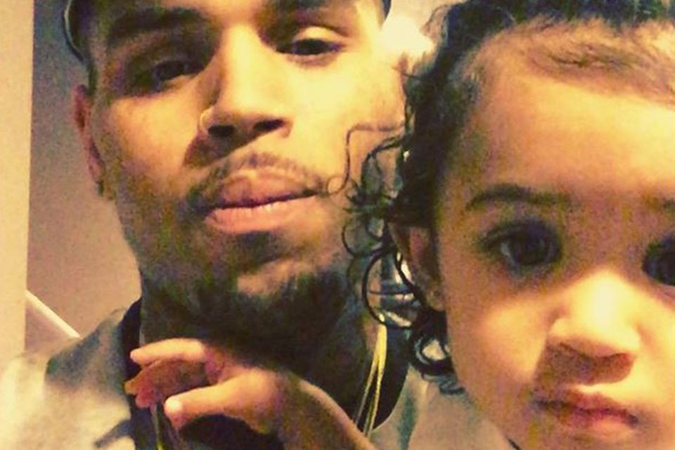 Chris Brown mit Royalty