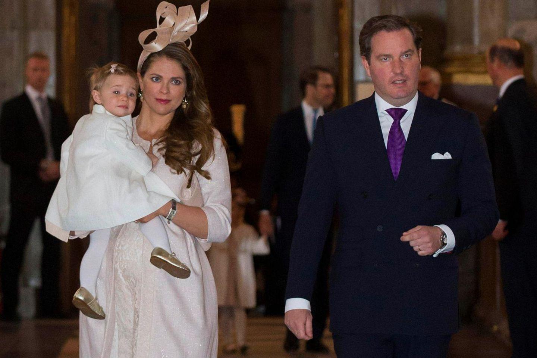 Prinzessin Leonore, Prinzessin Madeleine, Chris O'Neill