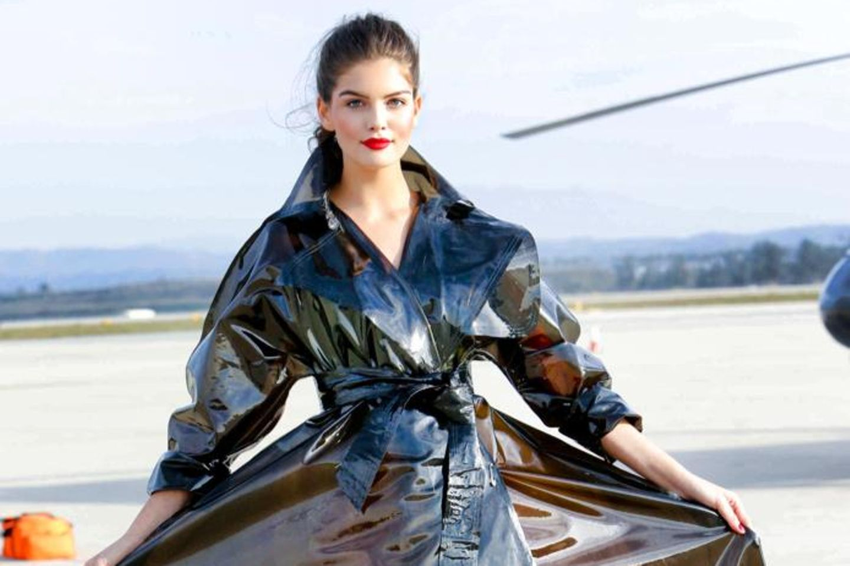 "Vanessa Fuchs ist ""Germany's Next Topmodel""."