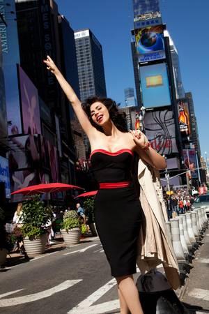 Nadja Atwal in New York City.