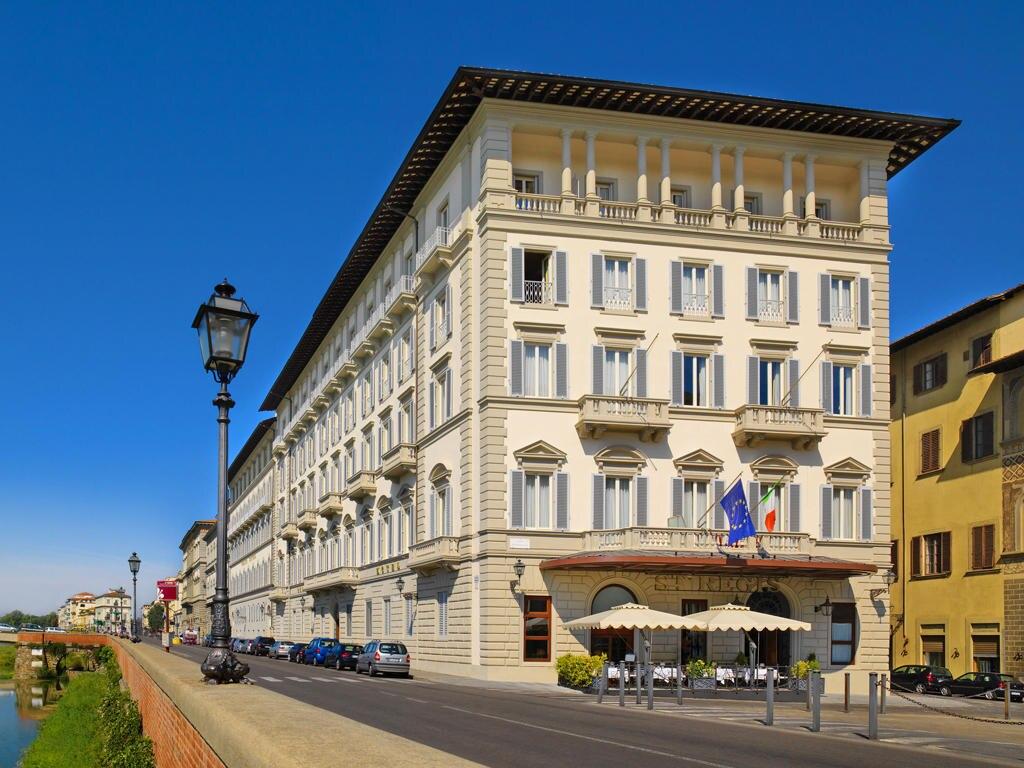 Das Clarins Signature Spa, St. Regis in Florenz.