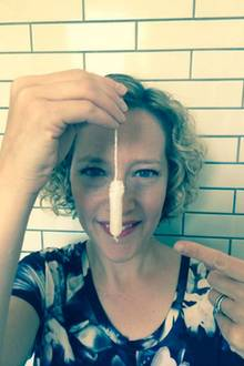 Twitter-Userin Cathy Newman