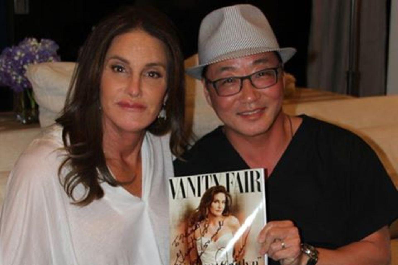 Caitlyn Jenner: So dankt sie ihrem Schönheits-Doc
