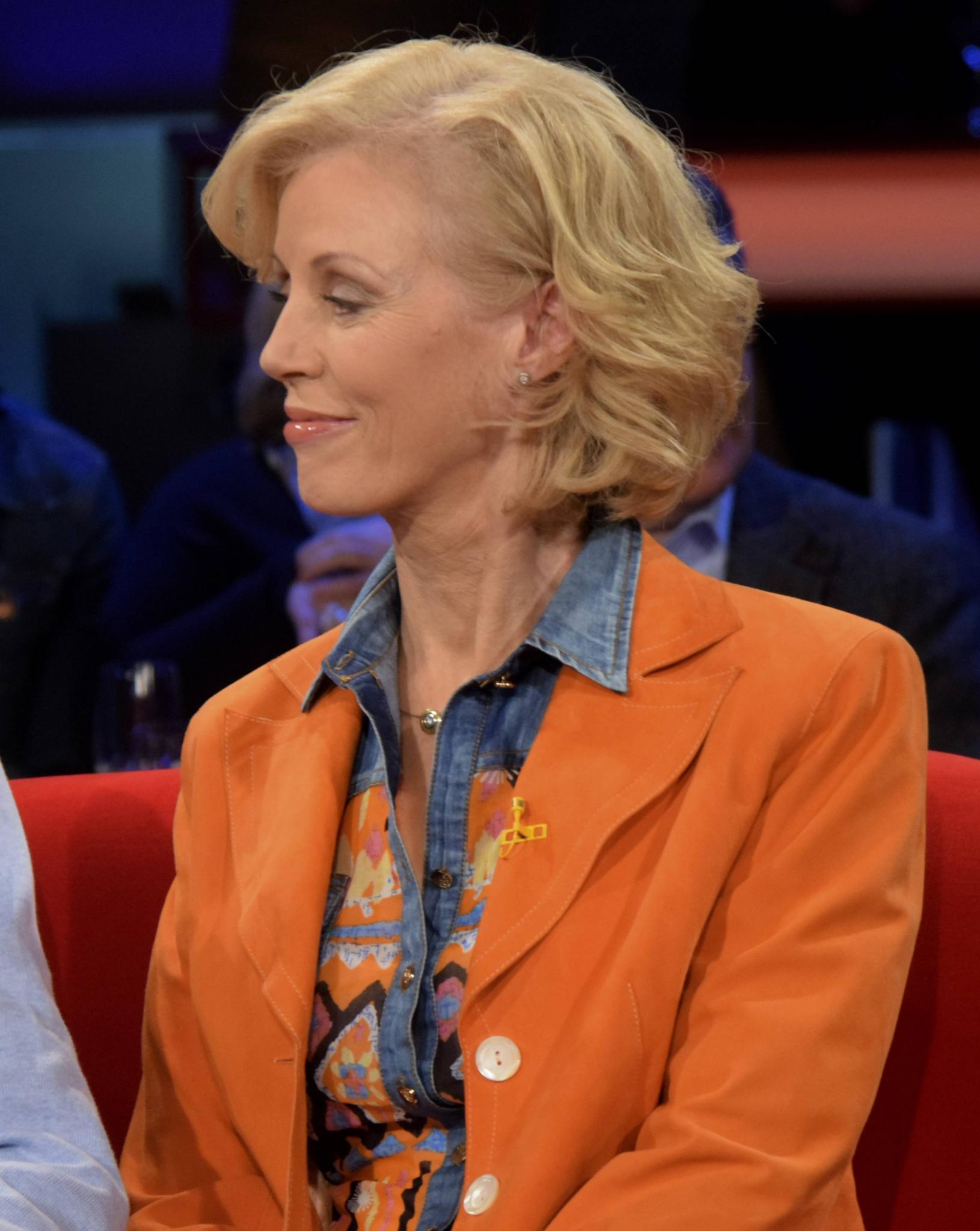 James Lasts Ehefrau Christine