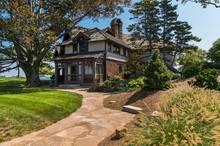 In dieser stattlichen Villa könnte Heidi Klum bald residieren.