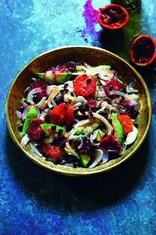 Sommer-Rezept: Langusten-Tajine mit Safransoße