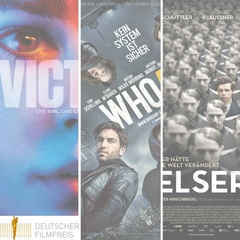 Sehen Sie die nominierten Filme: Der Deutsche Filmpreis auf iTunes
