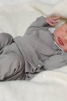 Endlich gibt es Foto vom noch namenlosen Prinzen: Einen Tag nach seiner Geburt präsentieren Prinzessin Madeleine und Ehemann Chris O'Neill ihren Sohn zum ersten Mal.