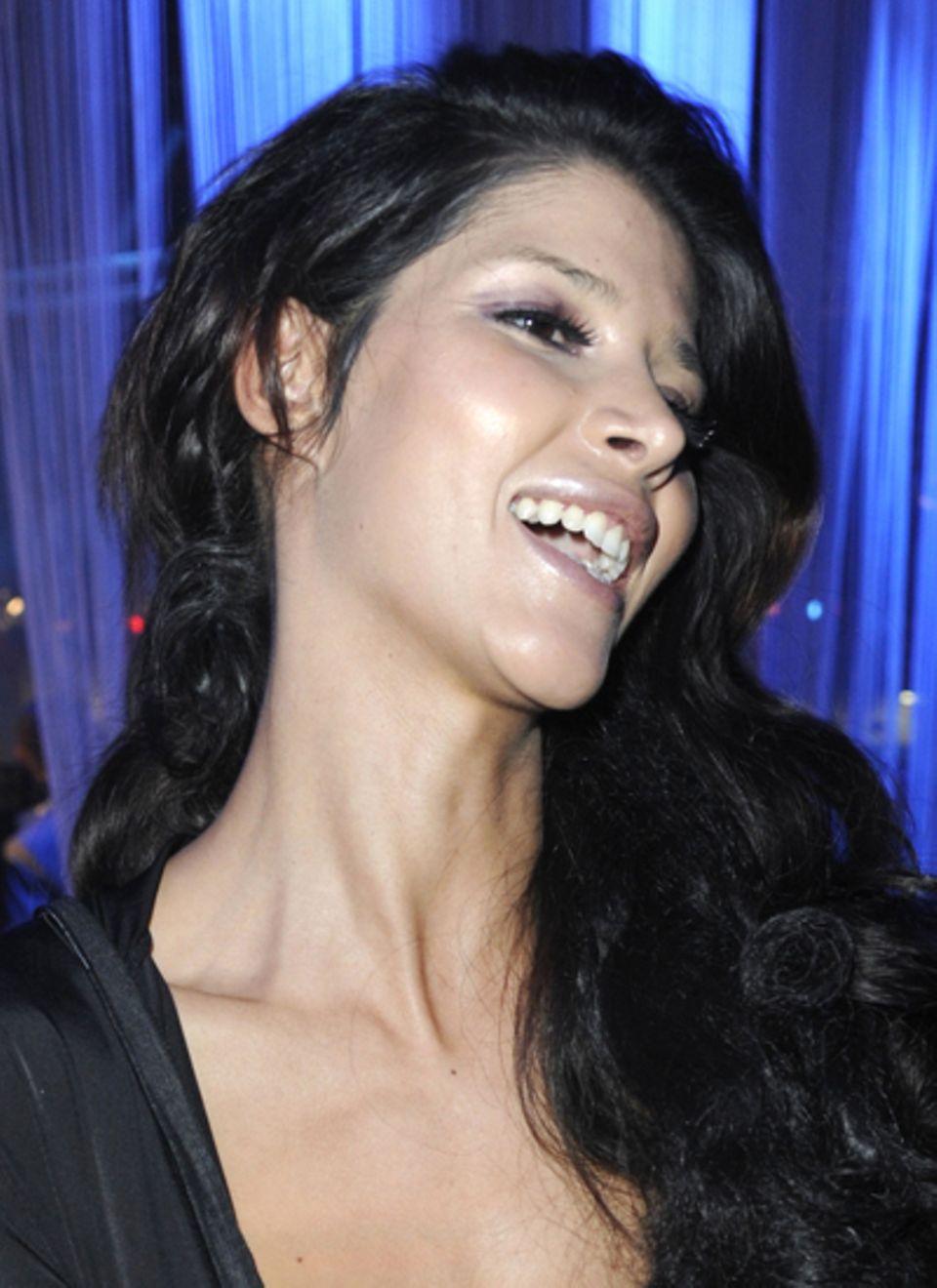 Micaela Schäfer - Dschungelcamp 2012