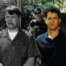 Rick Ducommun, Tom Hanks