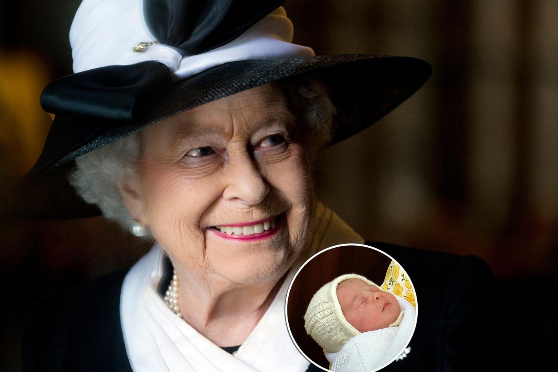 Queen Elizabeth, Prinzessin Charlotte