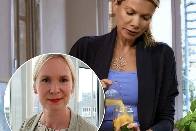VIP-Diät: Judith Kriener testet die Ursula-Karven-Diät