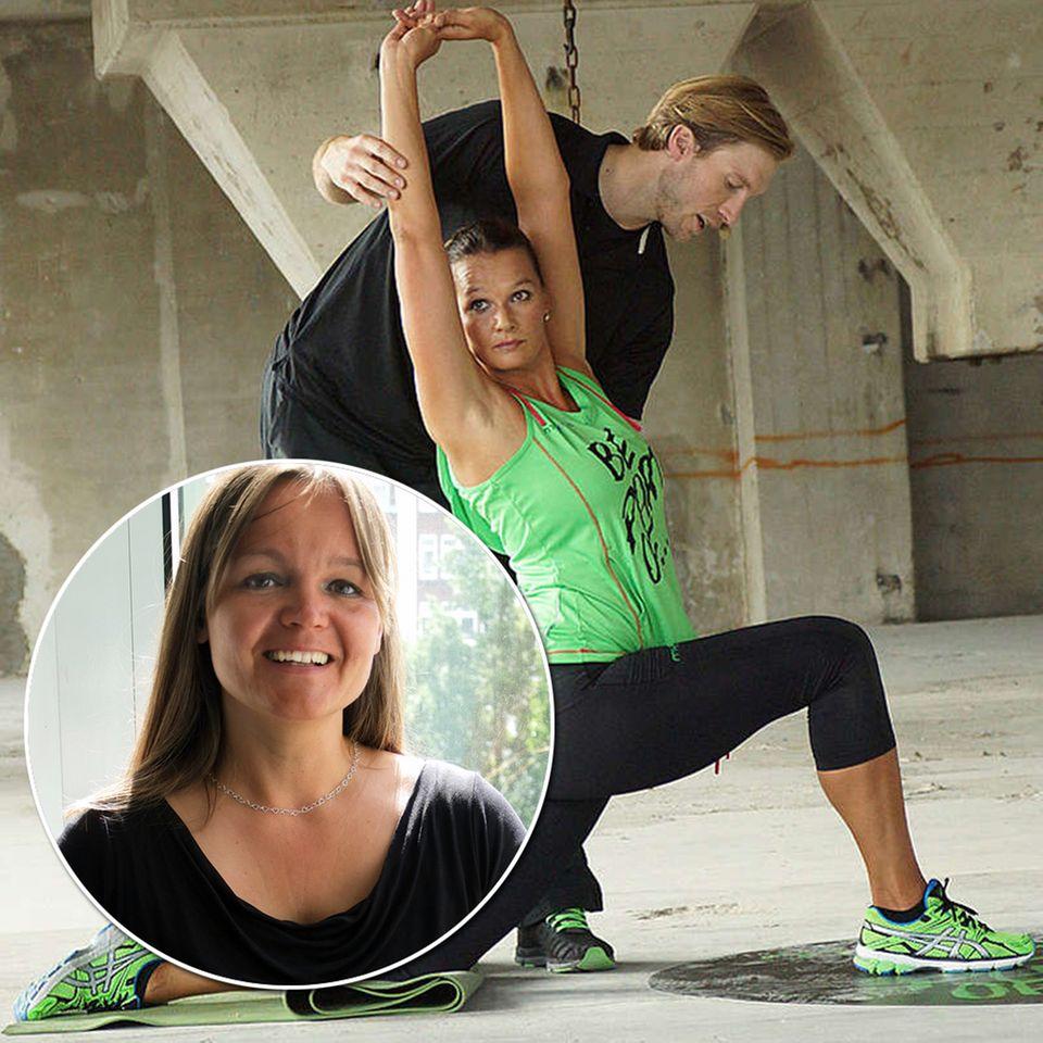 VIP-Diät: Bettina Klee testet die Franzi-van-Almsick-Diät