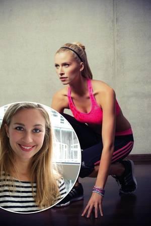 VIP-Diät: Stefanie Matousch testet die Lena-Gercke-Diät