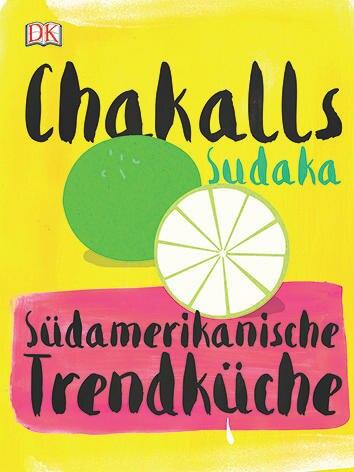 """Die Ideen zu seinen bunten Spezialitäten bringt Weltenbummler und TV-Koch Chakall von seinen vielen Reisen mit, zum Beispiel aus Südamerika. Er fängt das dort herrschende unbeschwerte Lebensgefühl ein und serviert es dann in seinem Berliner Restaurant """"Sudaka"""". Durch sein neues Buch kommen nun auch Nicht-Hauptstädter in den Genuss von so wohlklingenden und -schmeckenden Gerichten wie """"Chimichurri und Salsa Criolla"""" oder """"Ensalada Rio de la Plata"""". Sie entfachen ein südamerikanisches Feuer auf heimischen Tellern. (""""Chakalls Sudaka"""", Dorling Kindersley Verlag, 176 S., 19,95 Euro)"""