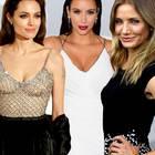 Angelina Jolie, Kim Kardashian, Cameron Diaz