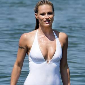 Michelle hunziker nackt fotos Nude Photos 27