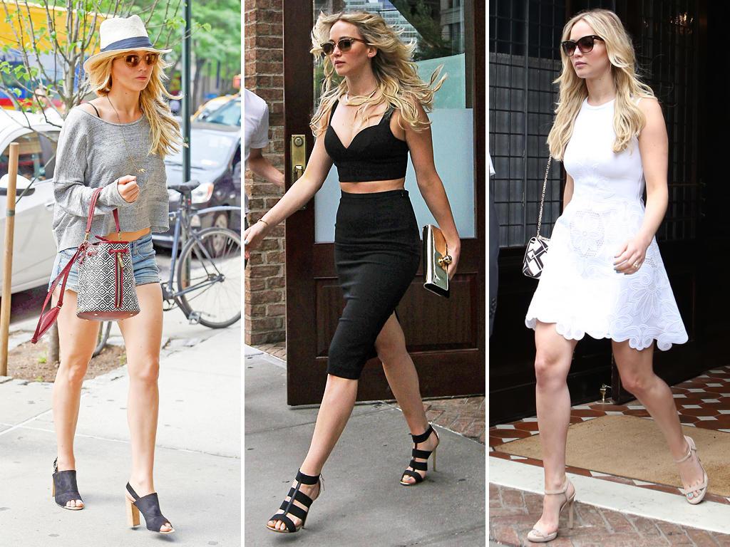 Jennifer Lawrence hat ihren Style komplett gewandelt. Feminine, sexy Outfits stehen heute an der Tagesordnung. Liegt es an Stylistin Rachel Zoe oder vielleicht doch an ihrer neuen Liebe?