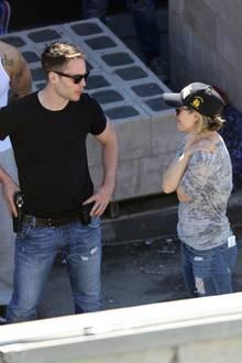"""Taylor Kitsch und Rachel McAdams verstanden sich am Set von """"True Detective"""" hervorragend."""