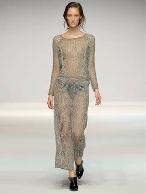 2007 zeigt Designerin Leyla Piedayesh ihr Label Lala Berlin erstmals auf der Modemesse Premium. Die Entwürfe für diesen Sommer präsentierte Lala Berlin in der Deutschen Oper