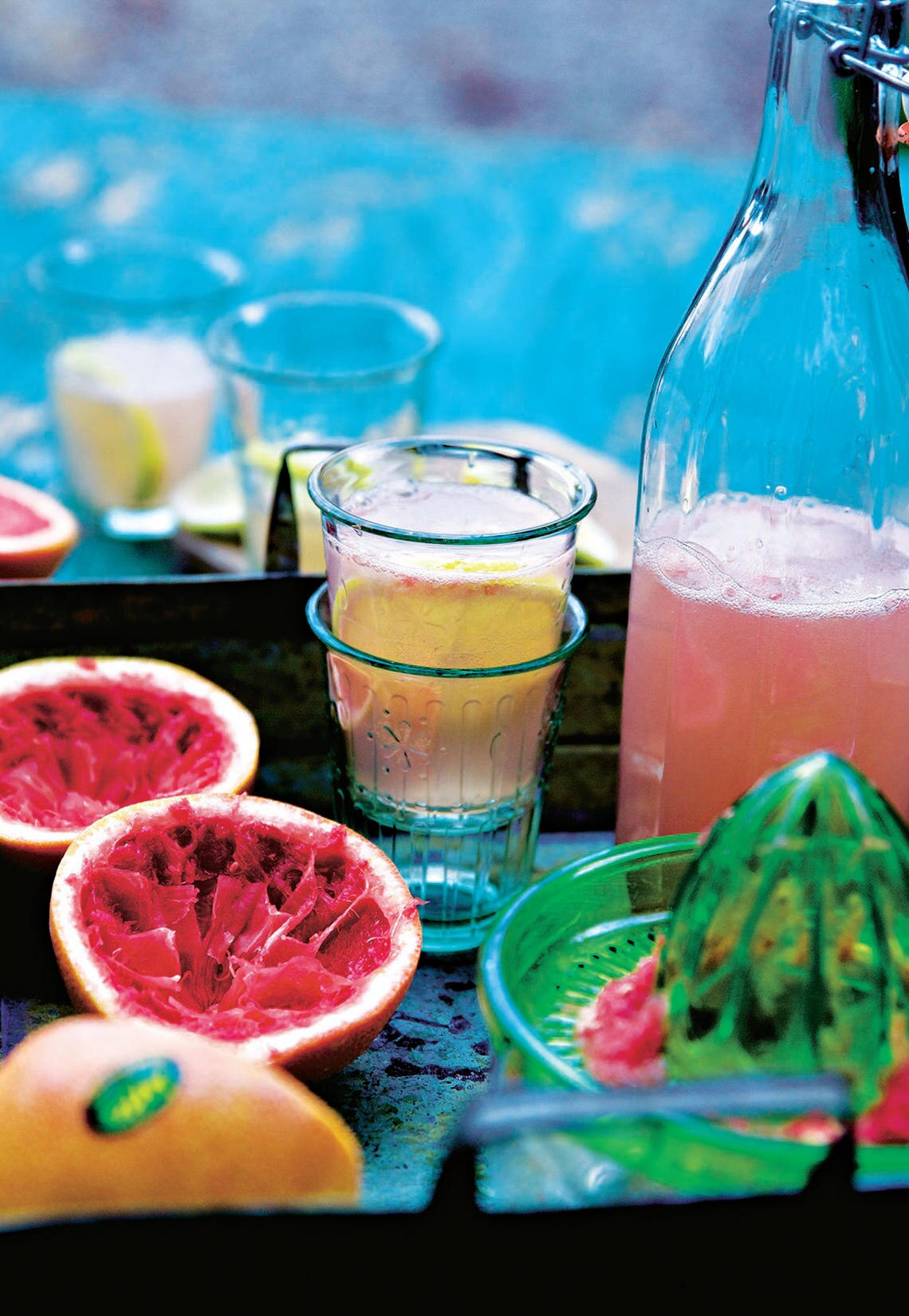 Grapefruit-Limonade
