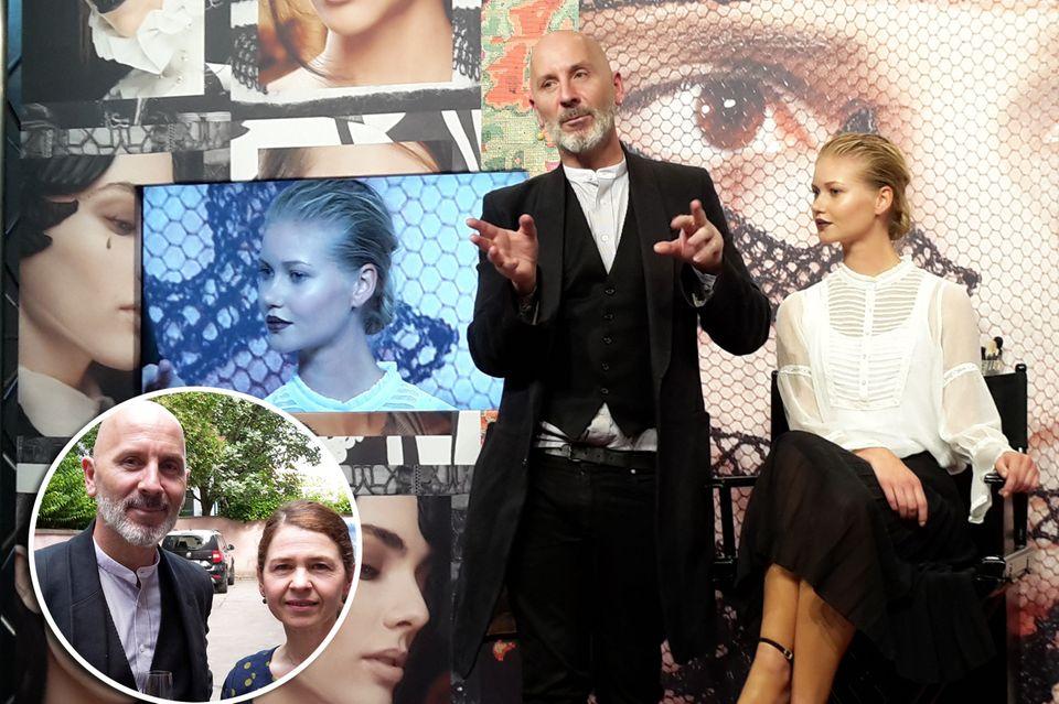 Beauty-Redakteurin Stefanie Behrens traf Terry Barber, Director of Makeup Artistry UK des Kosmetiklabels MAC, in München und sprach mit ihm nicht nur über die Make-up-Trends für den Herbst/Winter 2015/16, sondern bekam von ihm auch wertvolle Make up Tipps für das tägliche Leben.