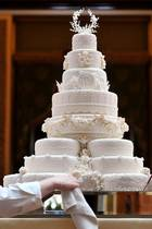 Hochzeitstorte von Prinz William und Herzogin Catherine