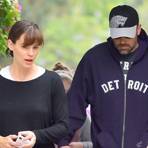 Jennifer Garner + Ben Affleck: Er flehte sie an, zu bleiben